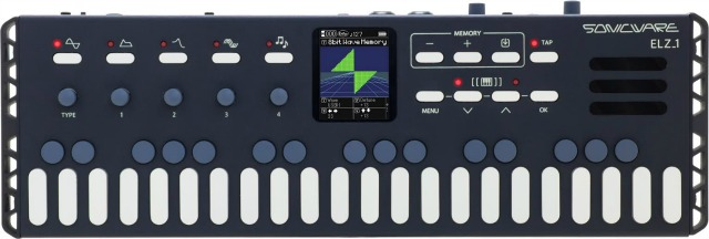 SONICWARE Aims To Reinvent The Synthesizer