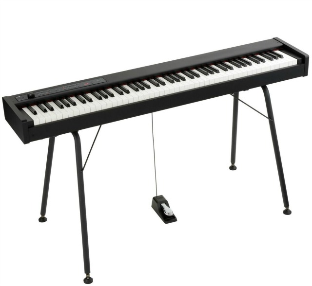 Korg Introduces D1 Digital Piano