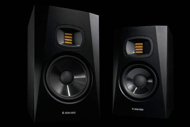 New ADAM Studio Monitor Range