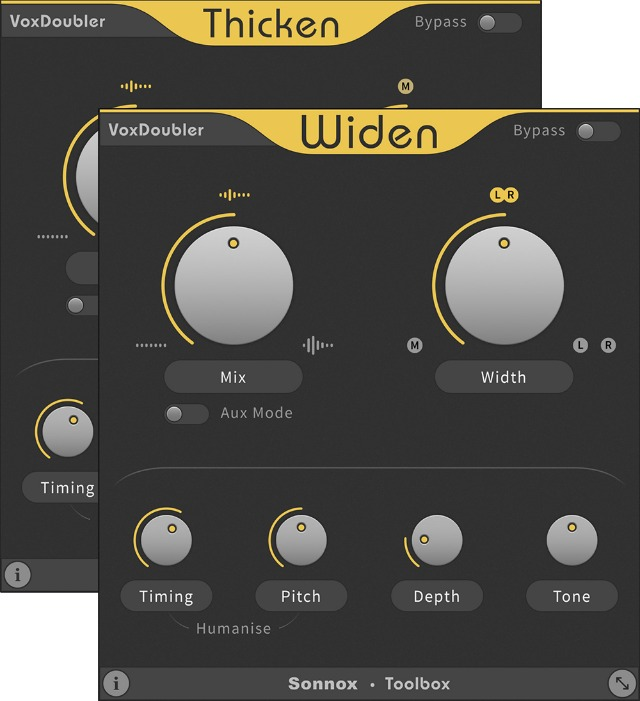 Widen And Thicken Your Vocals