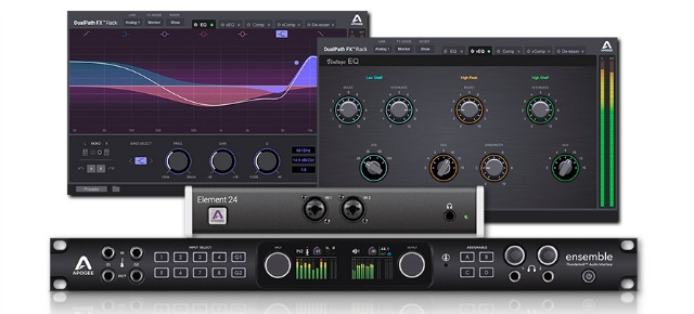 NAMM 2018: Apogee's DualPath FX Plug-Ins