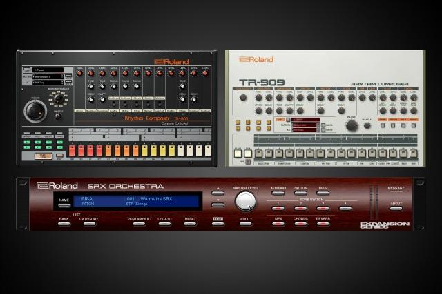 NAMM 2018: Roland TR-808 and TR-909 VIs