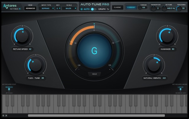 NAMM 2018: Antares Introduces Auto-Tune Pro