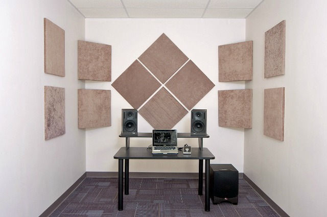 Reduce Reflections And Reverb In Your Studio