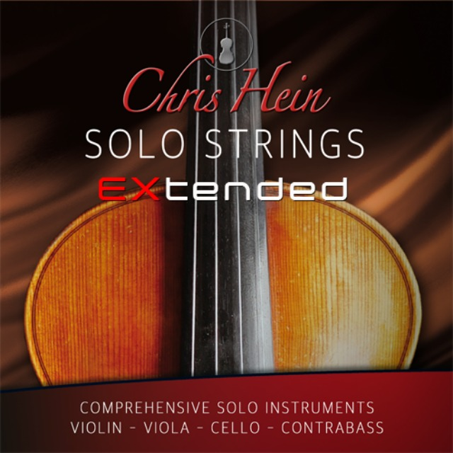 Chris Hein Solo Strings Gets EXtended