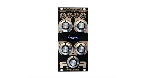 Eurorack Sample-Based Percussion Module