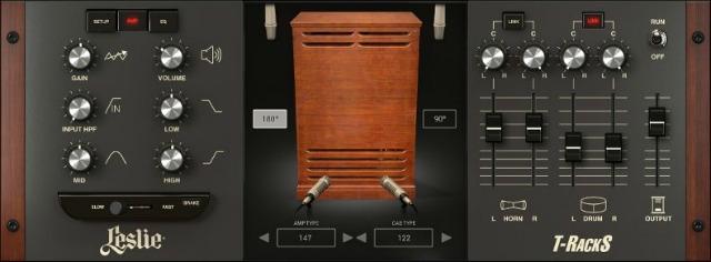 IK Multimedia Releases Leslie Emulation