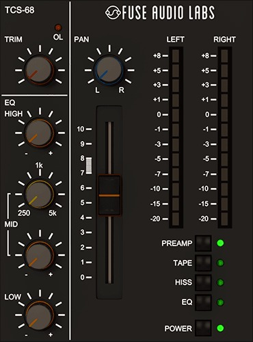 Portastudio Sound In A Plug-In