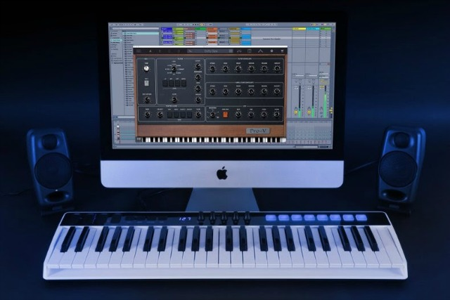 iRig Keys I/O Update For Ableton Live