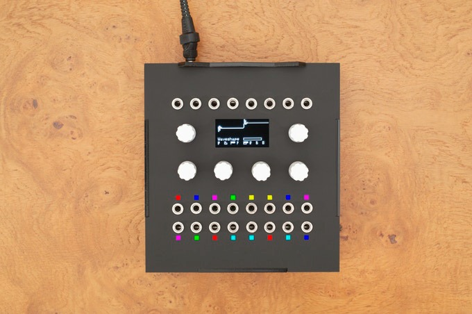 Magus Programmable Modular Kickstarts