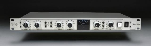 MESSE 2018: TK Audio Limited Edition Bus Compressor