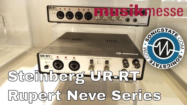 MESSE 2018: Two New Steinberg Audio Interfaces