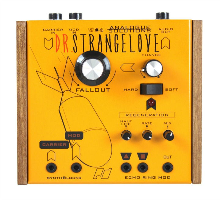 Analogue Solutions Dr Strangelove Ring Mod Demo
