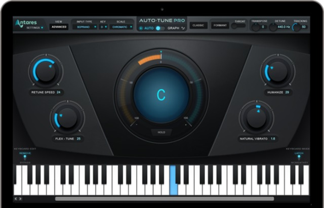 Auto-Tune Pro Is Now Available