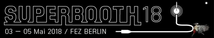 Superbooth 2018: Live Blog
