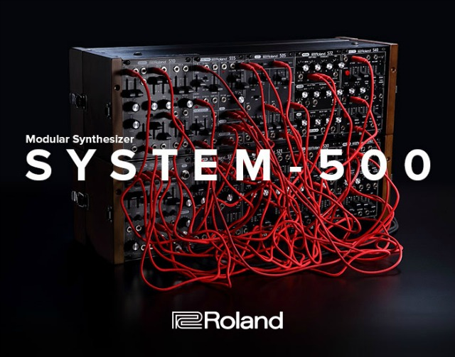 Roland Introduces New SYSTEM-500 Modules