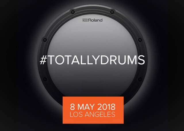 New Roland V-Drums Instruments
