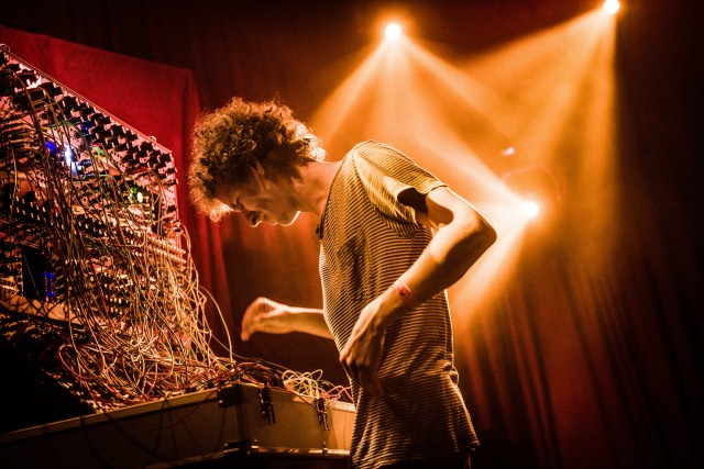 Dutch Festival Showcases The Modular Synth