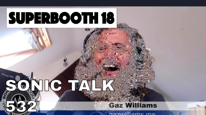 Podcast: Sonic TALK 532 - Superbooth!