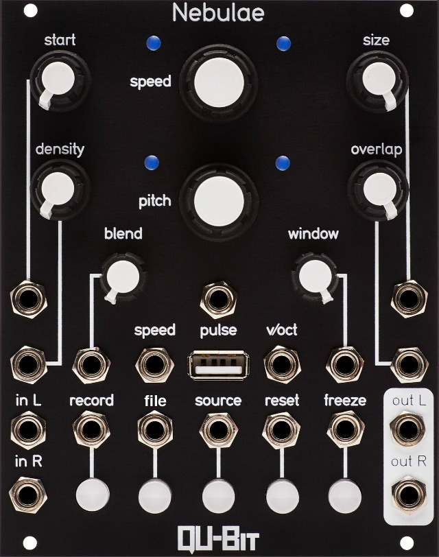 Qu-bit Electronix Nebulae v2 is now shipping