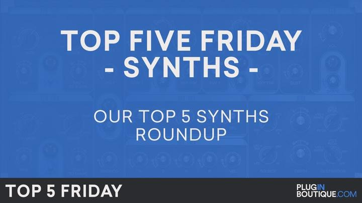 Whats The Top Five Plug-in Synths?