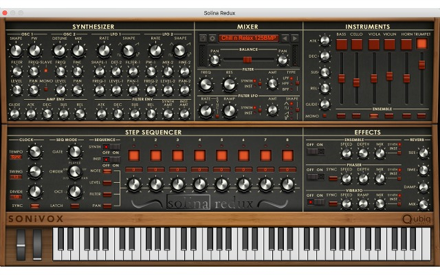 Arp Solina String Ensemble Re-Imagined