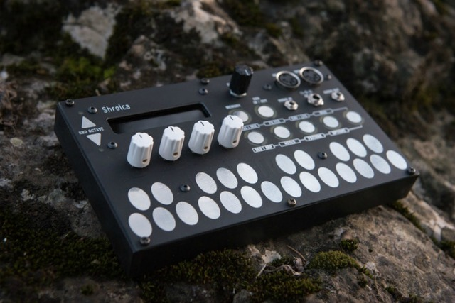 Shrolca Digital Wavecycle Synth Kickstarter