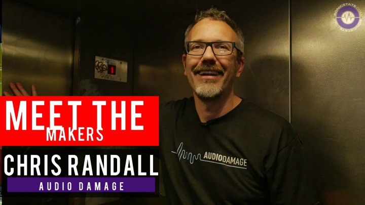 Meet The Makers - Chris Randall of Audio Damage
