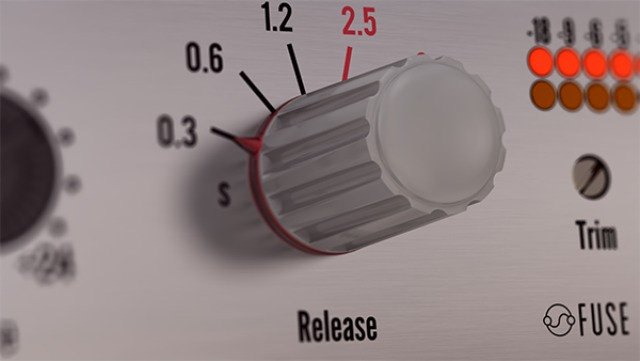 1960's Vintage Compressor Emulated