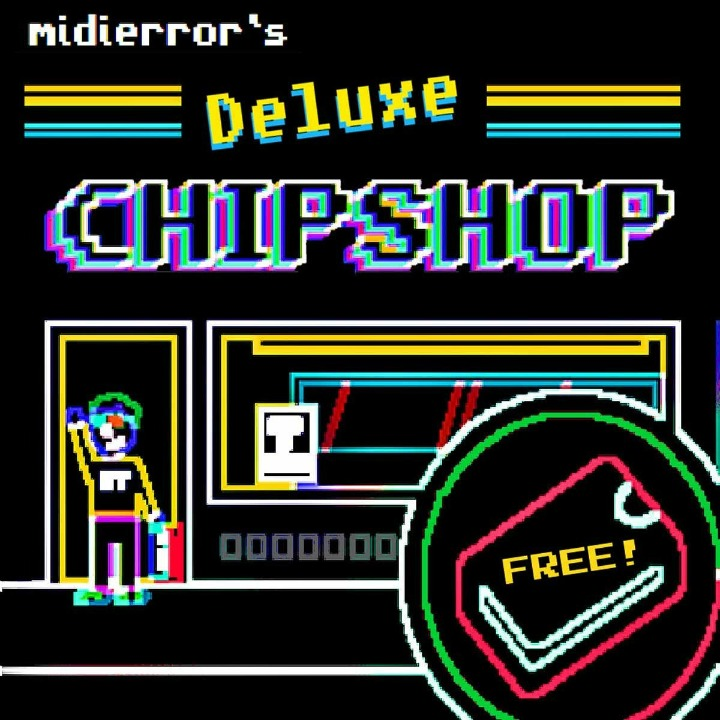 Free midierror Deluxe Chipshop Sample Set