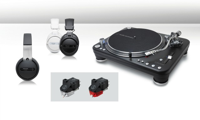 Audio-Technica Ships Expanded DJ Product Line