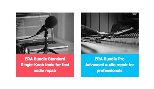 Accusonus Bundles Audio Repair Plug-Ins