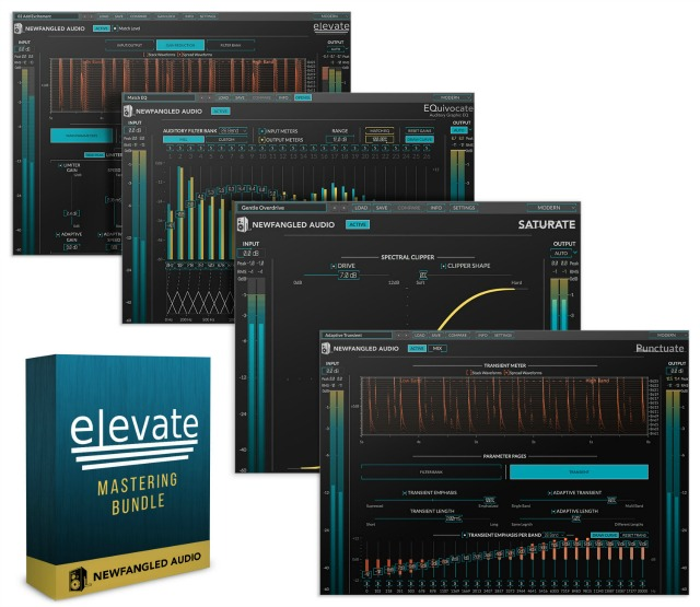 Eventide Expands Elevate Mastering Bundle