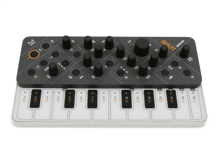 New Modal Electronics SKULPT  Synth Details Announced
