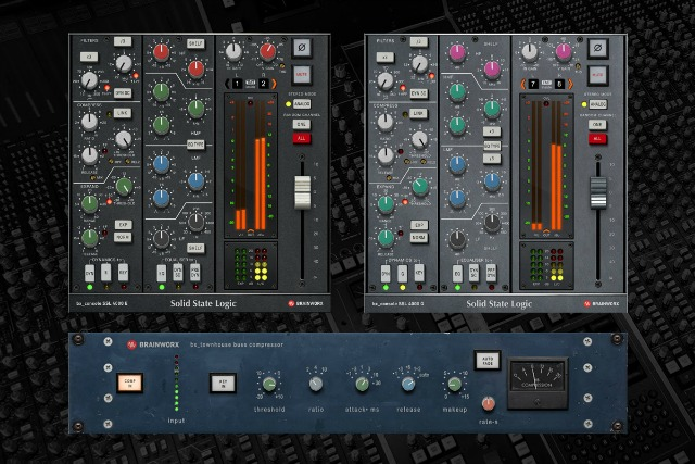 SSL And Brainworx Plug-Ins Public Beta Test