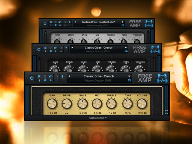 Blue Cat Releases Free Guitar Amp Sim