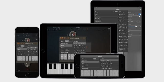 Music Theory Tool For iOS