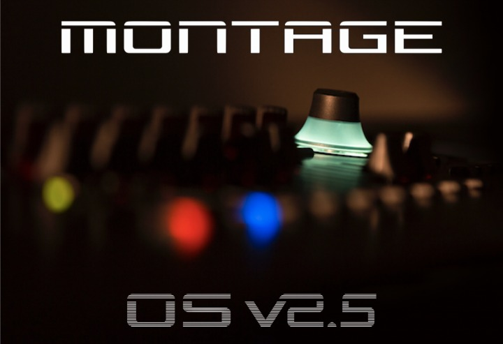 Montage Gets Another Major OS Update