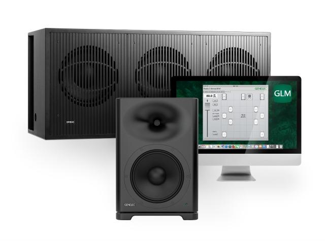 New Genelec High-SPL Smart Active Monitors