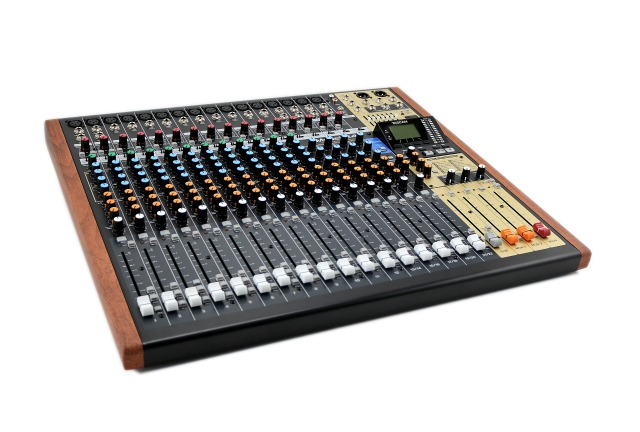 TASCAM Evolves The Portastudio