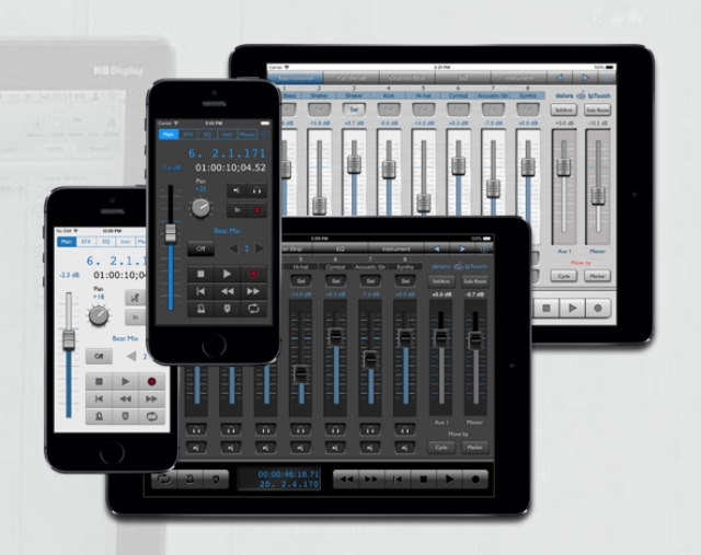 Controller App For Logic Pro X Updated