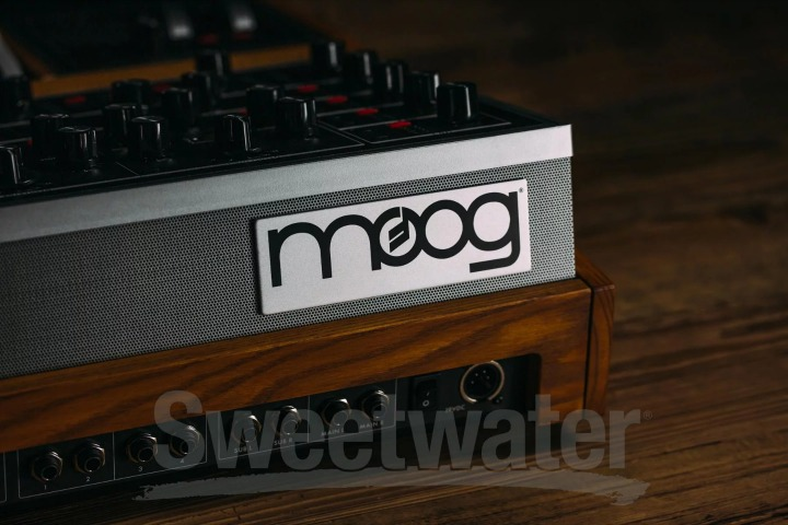 New Moog Poly A Reality - Moog One