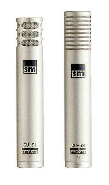 Sanken Compact Condenser Mics Return
