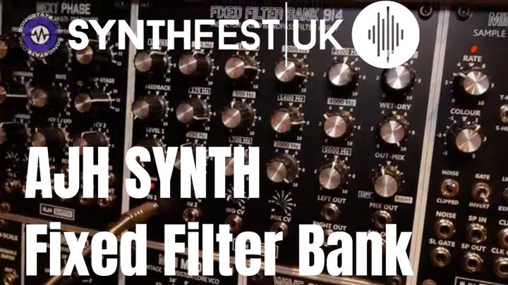 Synthfest 2018: New Modules, Updates from AJH Synth
