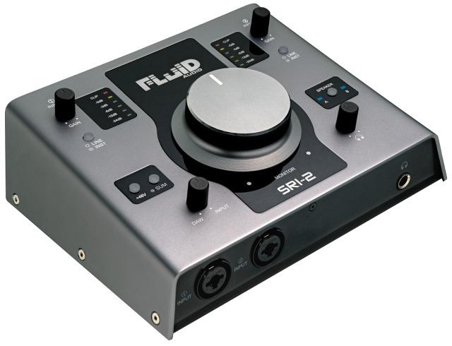 Fluid Audio SRI-2 Recording Interface