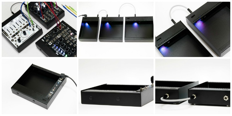 4ms Pod - Affordable Small Eurorack Cases