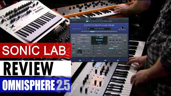 Sonic Lab: Omnisphere 2.5 Hardware Synth Profiles