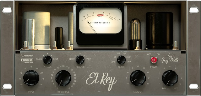 Greg Wells Signature Compressor Announced