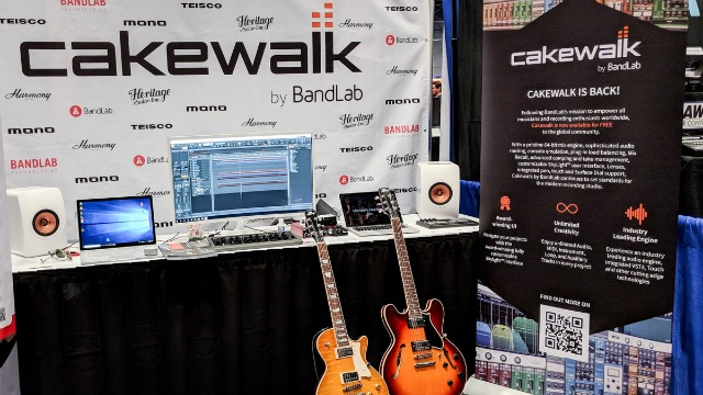 The Latest News On Cakewalk