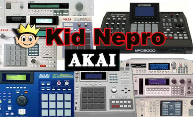 New Releases From Kid Nepro